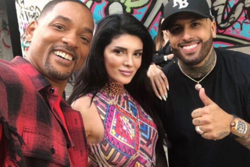 Nicky Jam, Will Smith & Era Istrefi réunis sur l'hymne du Mondial !